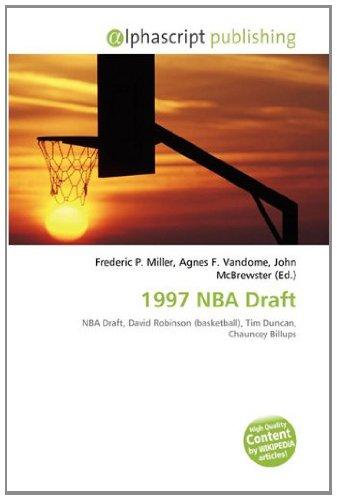 1997 NBA Draft: NBA Draft, David Robinson basketball , Tim ...