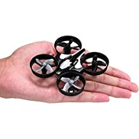 Drone RC Mini Quadcopter Altitude Hold Height Headless RTF 3D 6-Axis Gyro 4CH 2.4Ghz Helicopter Steady Super Easy Fly for Training