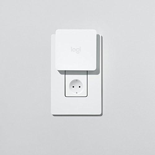Logitech POP Bluetooth Zusatzschalter Schalter Switch SmartHome Steuerung B-Ware