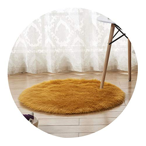Soft Artificial Sheepskin Rug Chair Cover Bedroom Mat Artificial Wool Warm Hairy Carpet Seat Wool Warm Textil Fur Area Rugs,13,100cm