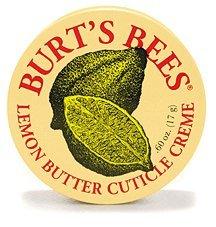 Burt 's Bees - Crème pour cuticules au beurre de citron - 0,6 oz