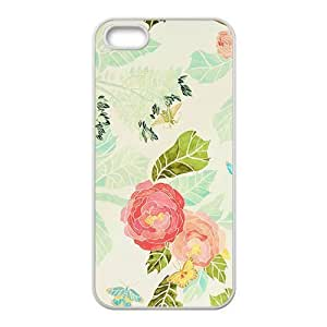 Iphone 6Plus 5.5Inch, For Iphone 6Plus 5.5Inch Case Cover &Iphone 6Plus 5.5Inch,Tomhousmick-Custom hard Fashion Style Colorful Painted Flowers Pattern for Iphone 6Plus 5.5Inch