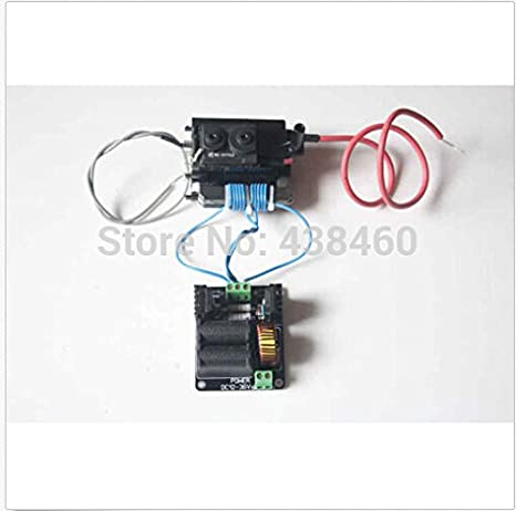 MU ZVS Tesla conductor de retorno de la bobina / generador SGTC / Marx / escalera de Jacob + bobina de encendido T: Amazon.es: Electrónica