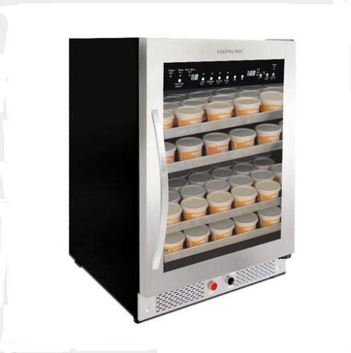 280 W comercial yogur Máquina 15L automático yogur Panificadora 110 V o 220 V 110V: Amazon.es: Hogar