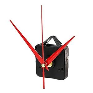 Ularma Movimiento de Cuarzo Reloj con Gancho Piezas de Bricolaje reparación + Manos (B) 2