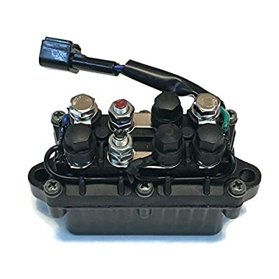 Trim Relay for Yamaha Outboard Boat Motor Engine F90 F75 F60 F50 HP (2005-2009): Automotive