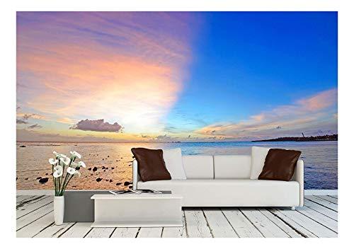 Fantastic Sunset Okinawa Japan