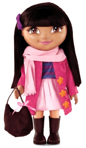 Fisher-Price Dora the Explorer Dress Up Collection (Explorer Dress Up Clothes)