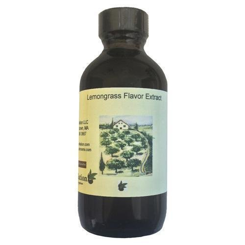Lemongrass Flavor Extract 128 oz by OliveNation