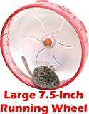 """28"""" Large 2-Tiers Acrylic Clear Hamster Mouse"""