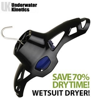 Wetsuit Dryer Hangair Wetsuit Drying (Hangair Drying System)
