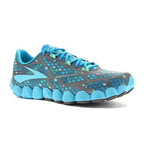 Bleu De Chaussures Running Brooks Neuro Femme waX848nx