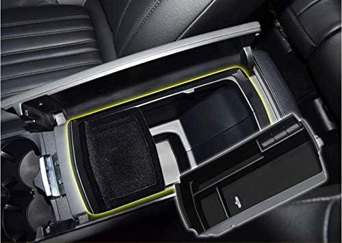 Armlehnen Aufbewahrungsbox F/ür P eugeot 5008 Interieur Aufbewahrungskiste Mittelkonsole Veranstalter Auto Armlehne Box Accessories