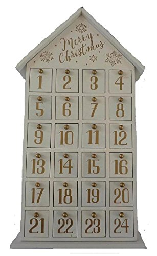 Christmas Advent Calendar (Taper Poly Truck)