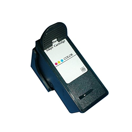 2x G&G Color Ink Cartridge Remanufactured compatible with Dell CH884 Series 7 Color A966/968