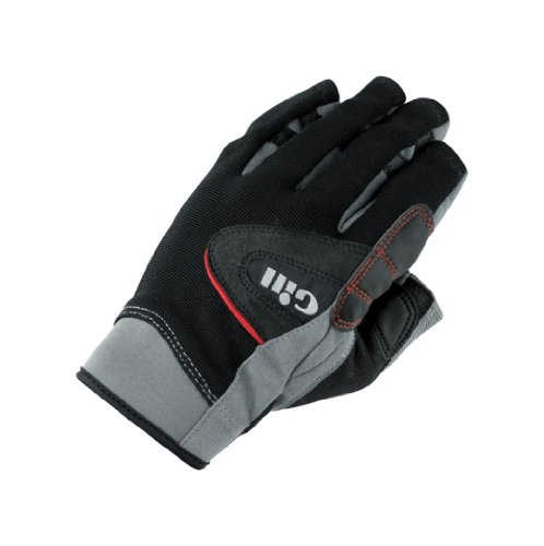 Gill(ギル) Championship Gloves Short Black×Grey XS 7241   B003IK91CC