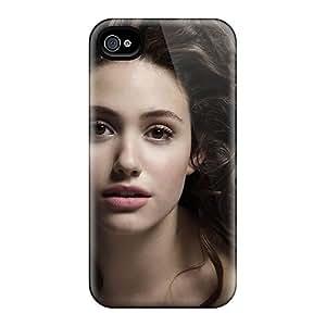 Dana Lindsey Mendez EMVlkRb299ufZjR Case Cover Iphone 4/4s Protective Case Emmy Rossum 19