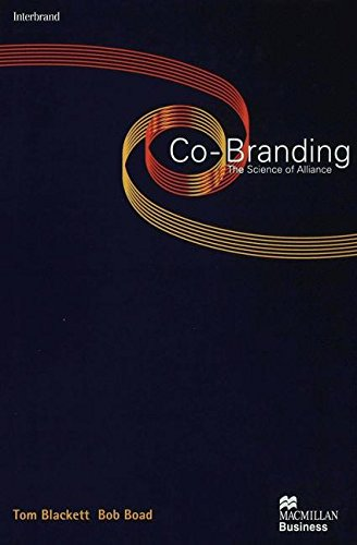 Co-Branding: The Science of Alliance (Macmillan Business)