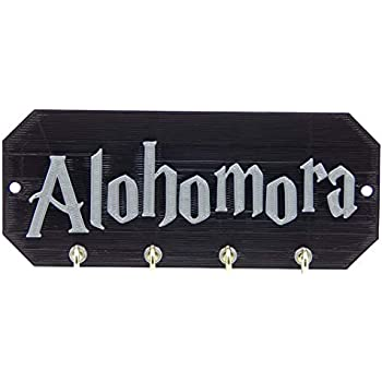 Amazon.com: Inspirado en Harry Potter Alohomora titular de ...