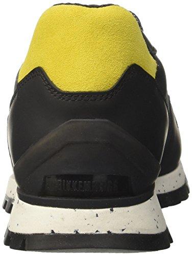 Bikkembergs Lord Fend-is 2078 Sneaker Nero (blackyellow)