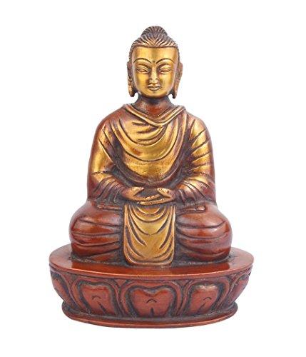 Statuestudio Japanese Chinese Buddha Statue ()