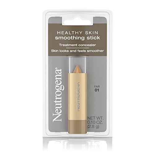 Neutrogena Healthy Skin Smoothing Stick, Fair 01, .1 Oz., (Pack of 2)