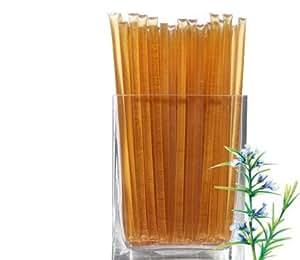 Floral Honeystix - White Sage - 100% Honey - Pack of 50 Stix - Honey Sticks