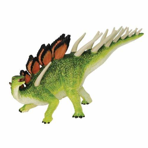 Build Your Own 3 Inch Kentrosaurus Dinosaur Model - 25 Piece 4D Puzzle (Age 6+)