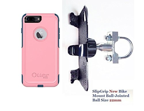 wholesale dealer c7909 86dcb Amazon.com: SlipGrip U-Bolt Bike Holder For Apple iPhone 8 Plus ...