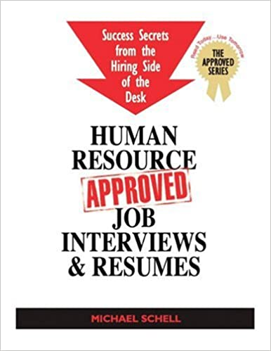 human resource approved job interviews resumes successful secrets