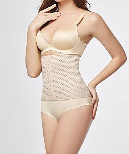 NextFashion Waist Tummy Trainer Body Shaper Corset Girdle Cincher