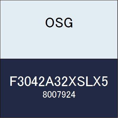 OSG カッター F3042A32XSLX5 商品番号 8007924  B07BBK8FP1