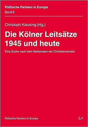 Kölner Leitsätze