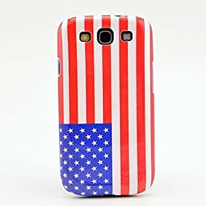 SUMCOM US National Flag Pattern Case Cover for Galaxy 3 I9300