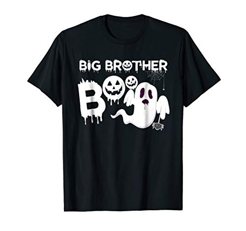 Big Brother Boo Family Matching Halloween Costume Gift