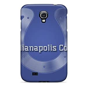 Fashion Tpu Cases For Galaxy S4- Indianapolis Colts Defender Cases Covers