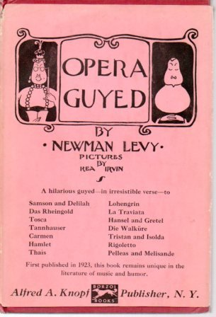 Alfred P Newman (OPERA  GUYED)