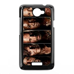 The Walking Dead For HTC One X Case protection phone Case ST167626