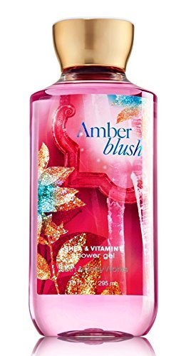Bath Body Works Shower Gel 10oz (Amber Blush)