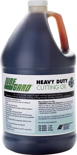 Lubegard 80905 Heavy Duty Cutting Oil, 5 Gallon