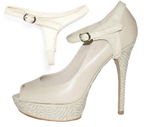 Talons Hauts Sangles Place Des De Pour Plates Beige Maintenir Chaussure  Laches En À Chaussures Classique Amovibles wxvSPwqp d9316da1647