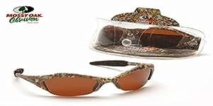 Mossy Oak Obsession Polarized Camo Hunting Sunglasses H