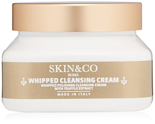SKIN&CO Roma Truffle Therapy Whipped Cleansing Cream, 8.4 fl. (Skin Therapy Cream)