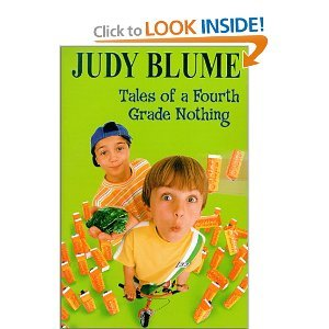 a review of judy blumes book tales of a fourth grade nothing Find helpful customer reviews and review ratings for tales of a fourth grade nothing at amazoncom read  thank you judy blume on to the next fudge book one.