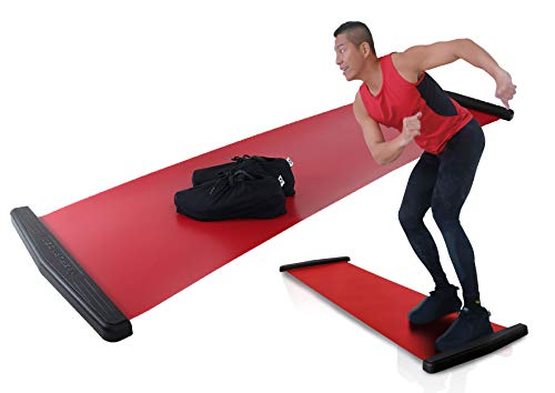 (Balance 1 Slide Board EX (RED180)-6FT)