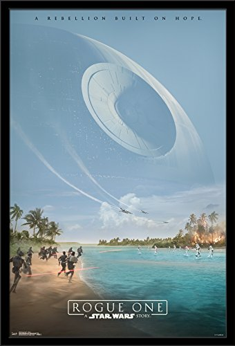 Trends International Wall Poster Star Wars Rogue One Teaser, 22.375 x 34