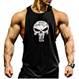 Bodybuilding Gym Tank Tops Workout Fitness Vest For Men