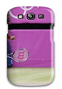 New Fashionable AnnaSanders Cover Case Specially Made For Galaxy S3(venus Williams Tennis)