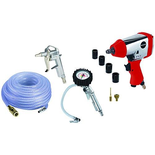 Einhell Kompressoren Zubehör Druckluftzubehörset 10-teilig passend für Kompressoren