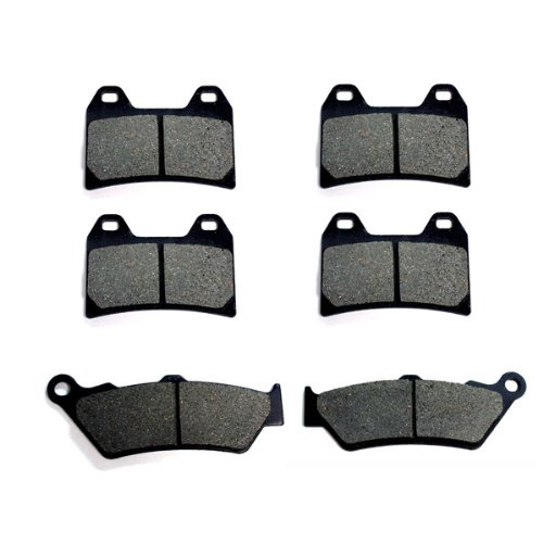 2005-2007 Victory Hammer/Hammer S Front & Rear Brake Pads